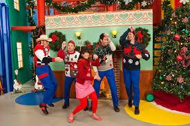 Playhouse Disney's Imagination Movers in 'Happy Ha-Ha-Holidays' | Skip  Bolen Photography