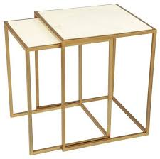 gold round side table glass tables for