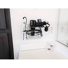 simplelife hair dryer holder wall mount
