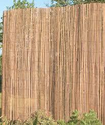 Bamboo Slat Screening 4m X 1 5m Garden Screening Uk Garden Products