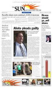 Spring 2014 - Issue 5 by Southwestern College Sun Newspaper - issuu