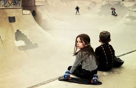 6 and 5 Adelaide Abigail Simmons and Oliver Ronan Simmons-both  skateboarding   Photographing babies, Kids photos, Cool kids