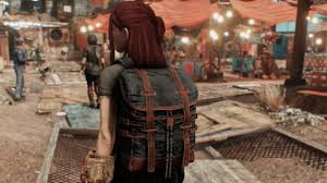 new fallout 4 scavver backpack mod adds