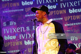 Ivan Ellis performs at S.O.B.'s on March 29, 2015 in New York City. News  Photo - Getty Images