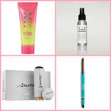 sweat resistant makeup sweat