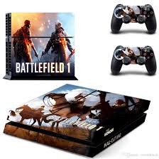2020 Ps4 Custom Battlefield 1 Vinyl Skin Cover Decals For Sony Playstation 4 Console And Controllersgytm0611 From Colorfultech 7 19 Dhgate Com