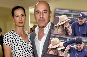 Check Out Matt Lauer's Wife, Annette Roque's Shocking Reaction To Addie  Collins Zinone's Hot Details On Her Affair With Matt | Celebrity Insider