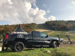 All New Chevy Trucks Conquer Spartan Race Weekend