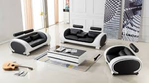 white leather sofa loveseat chair