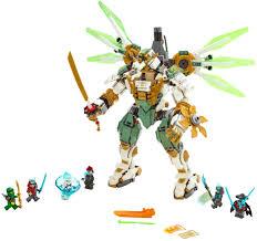 Buy LEGO Ninjago - Lloyd's Titan Mech (70676)