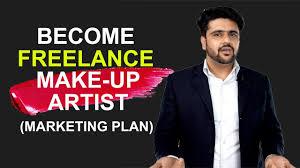 makeup artist business marketing plan