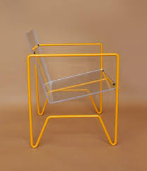 Nelson Smith + Malek Lazri - Speedway Chair   Chair design, Unique chairs  design, Unique chair