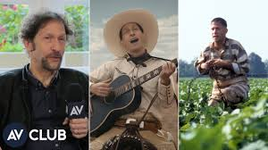 Tim Blake Nelson on O Brother, Buster Scruggs, and the early Marvel  Cinematic Universe - YouTube