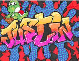 graffiti name art educatorpages