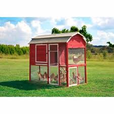 Precision Walk In Red Barn Chicken Coop Building A Chicken Coop Chickens Backyard Small Chicken Coops