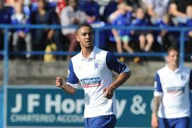 Manager Ian Evatt taking a proper look at Barrow AFC trialist Byron Harrison  | The Mail