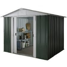 9 x 9 11 apex metal garden shed