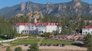 historic stanley estes park hotel