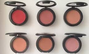 top 6 blushes from mac for arab skin