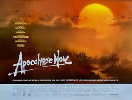 Original Apocalypse Now Movie Poster - Marlon Brando - Redux