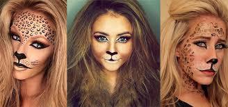 15 cat face makeup ideas for