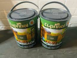 New 5l X 2 Cuprinol Forest Green Ducksback 5 Year Shed Fence Paint In Swindon Wiltshire Gumtree