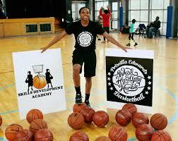 The PE Team — Priscilla Edwards Basketball