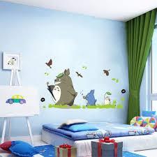 My Neighbor Totoro Wall Decals Baby Room Wall Kids Room Wallpaper Kid Room Decor