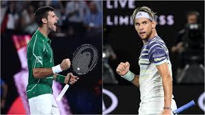 Australian Open 2020 final: Thiem opens up on facing Djokovic