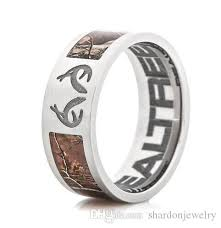 realtree antler camo ring deer track
