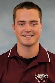 Aaron Burns - Baseball - McMurry University Athletics