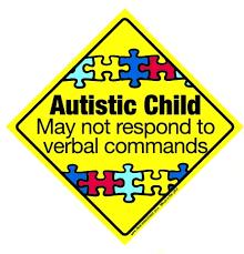 Autism Decals Autistic Child Emergency Decal Autismthings Com