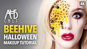 cult beehive makeup tutorial