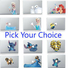 Macbook Sticker Disney For Sale In Stock Ebay