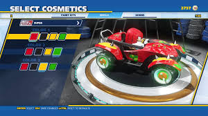 Status Error Skull Decal For Knuckles Team Sonic Racing Skin Mods