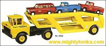 1968 Mighty Tonka Mighty Tonka Mighty Tonka Trucks Mighty Boxes