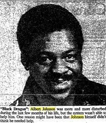 Albert Johnson – Paul Barrett