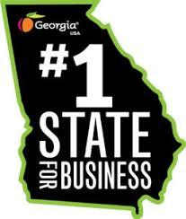 16gc04109 No 1 State Car Decal Final Location Georgia