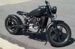 honda cx500 prolink bobber motorcycle