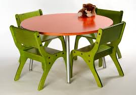 Kids Tables Chairs Industrial Woodworking Corporation