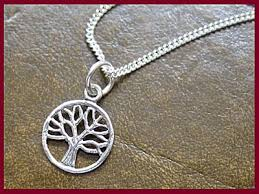 charm necklace tree of life necklaces