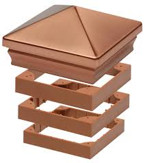 Deckorators Versacaps Provide Adaptability Beauty For Deck And Fence Posts