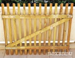Pine Wood Fence Door Gate 35 2971381 In Limassol District Decor Accessories Sell Buy Ads On Bazaraki Com