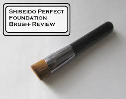shiseido perfect foundation brush