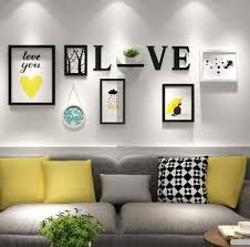 Living Room Wall Decor Ideas 2019 Pinterest Decoration For Cheap Design Above Couch Tiles Stickers 2018 Images Vamosrayos