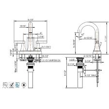 ultra faucets nita two handle centerset
