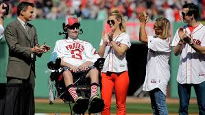 pete frates who promoted the ice