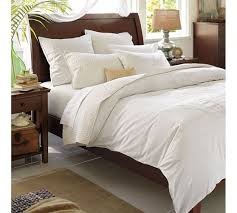 valencia ii sleigh bed wooden beds