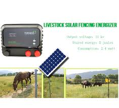 Solar Power Electric Fence Charger For Cattle Fence Equipment Buy Powerful Shock Electric Fence Energizer Electric Fence Energizer For Agricultural Electric Fence Energizer For Goat Fencing Product On Alibaba Com
