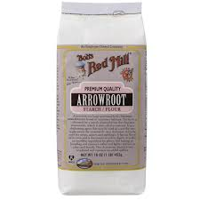 red mill arrowroot starch flour